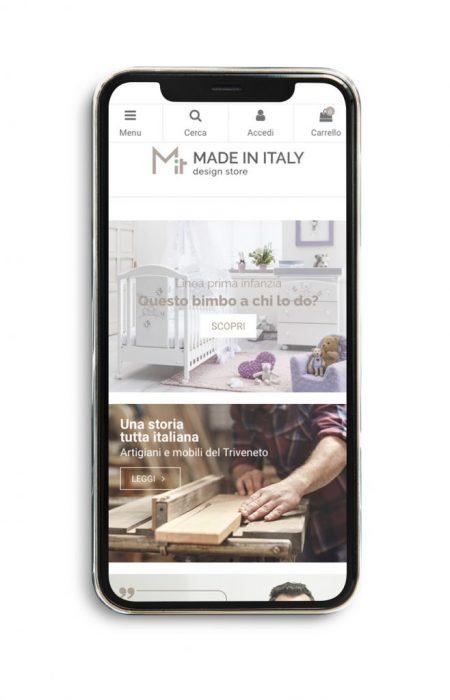 eCommerce MIT Design Store
