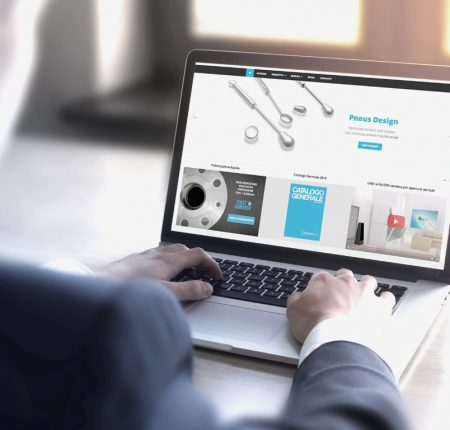 Creazione Sito Web Responsive Design