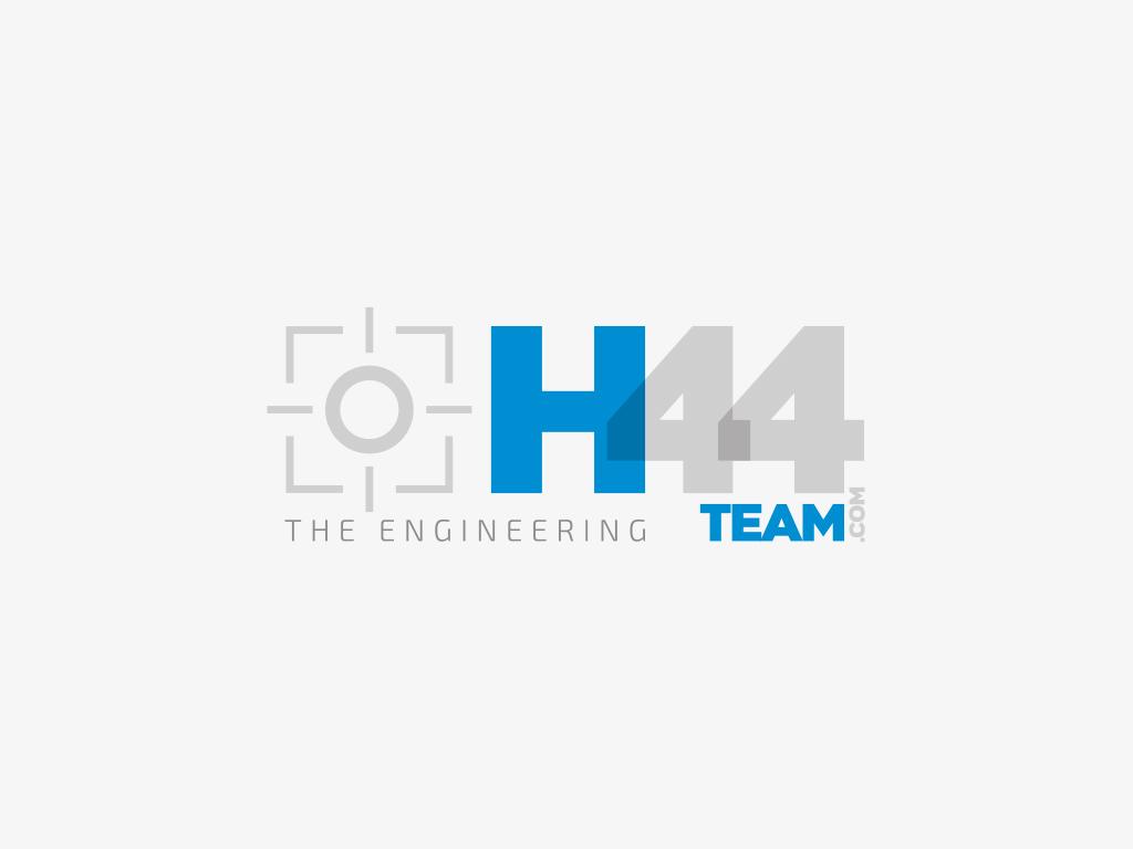 Creazione logo aziendale H44 Team