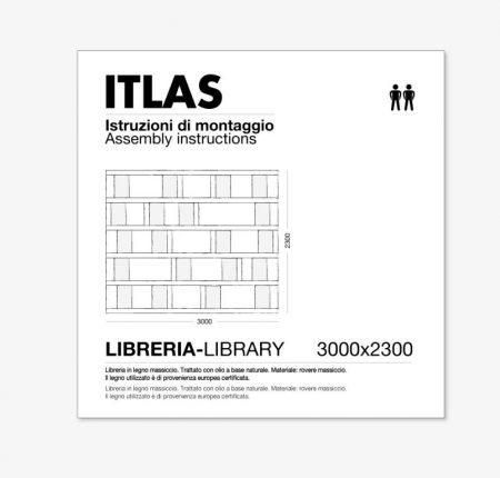 Istruzioni di Montaggio Libreria