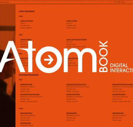 Listini Digitali Interattivi Atom Book