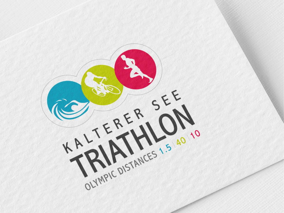 Logo Triathlon Caldaro